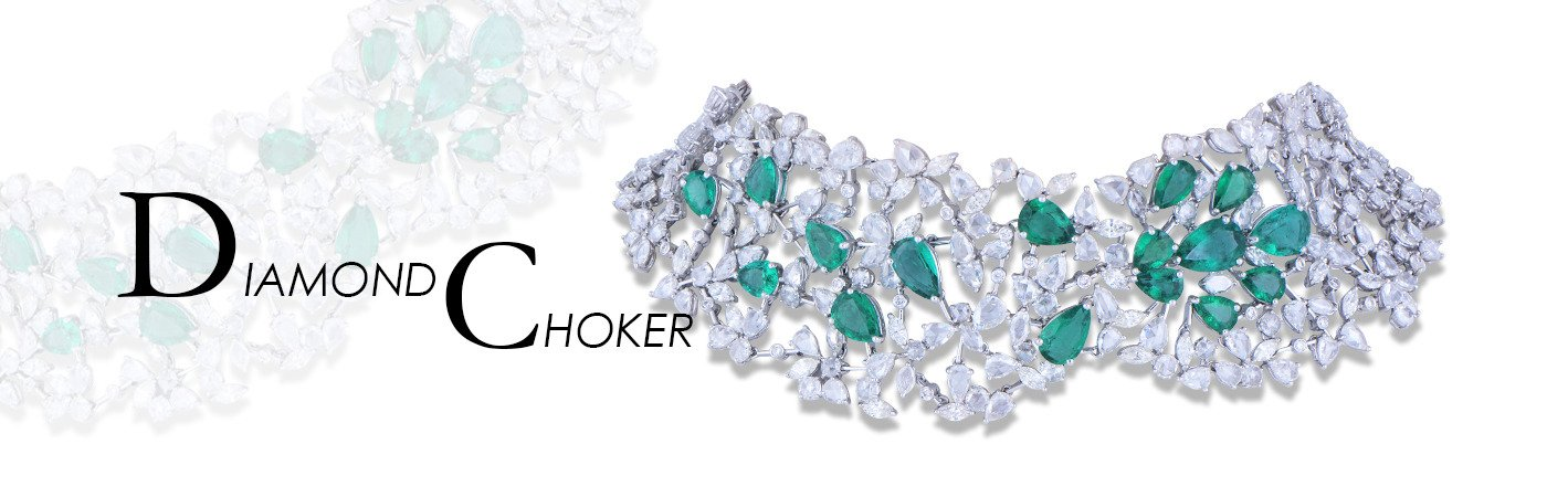 Diamond Chokers