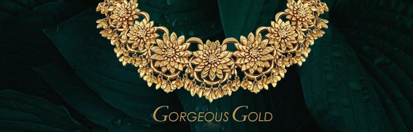 GORGEOUS GOLD JEWELLERY