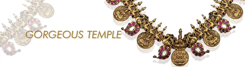 Temple Gold Jewellery