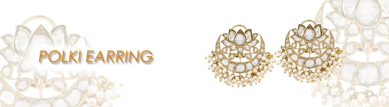 Earring/Chandbali/jhumka