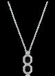 Radiant Black Sapphire Necklace