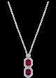 Ruby Burma Necklace